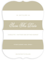 Nautical Nuptial Stripes